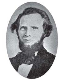 Lt. Governor John McClannahan Crockett