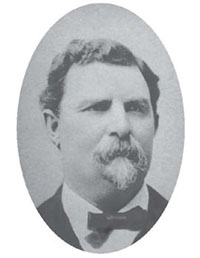 Lt. Governor George Taylor Jester