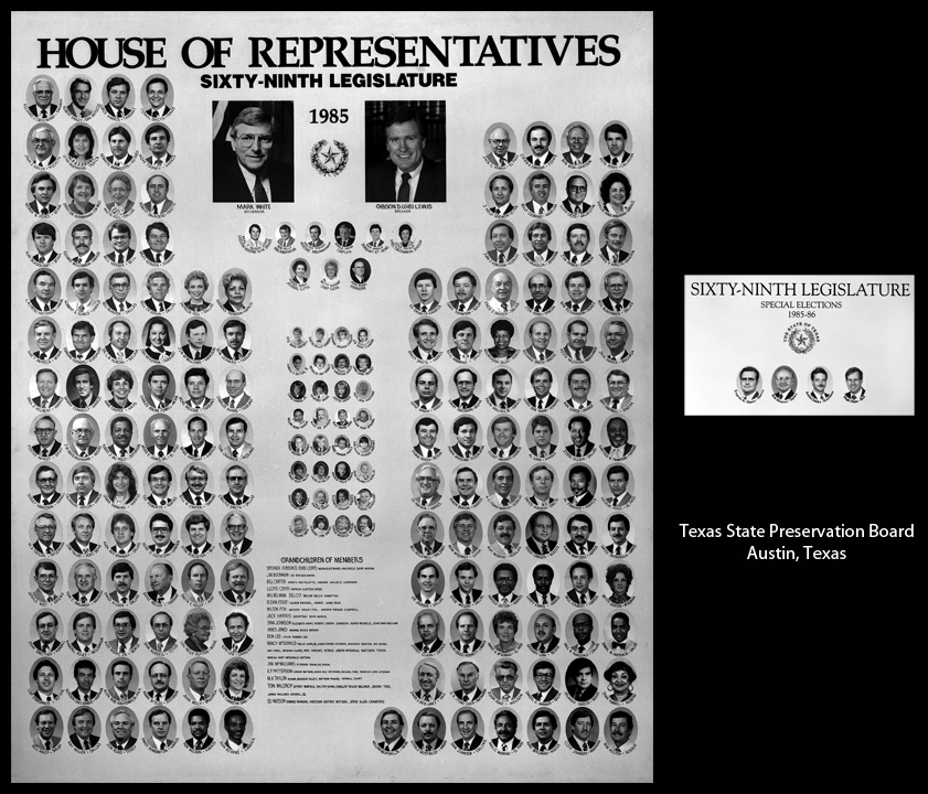 69th Session Composite Photo Of House Members ...