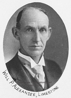 William P. 'Will' Alexander, Sr.