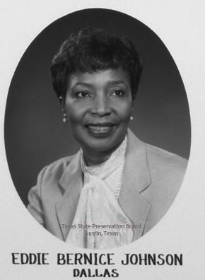 Eddie Bernice Johnson Staff
