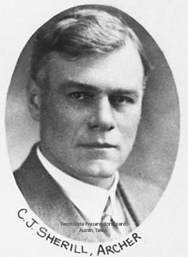 Clarence Sherrill