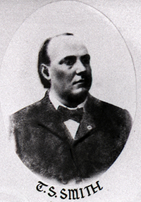 Speaker Thomas Slater Smith