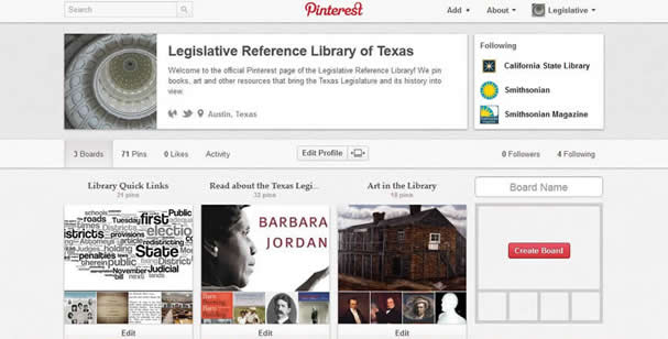 Texas LRL on Pinterest