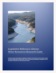 Cover image for the Water Resources Research guide