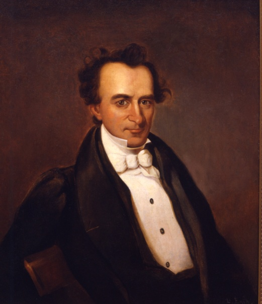 Portrait of Stephen F. Austin