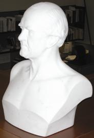 bust of Sam Houston